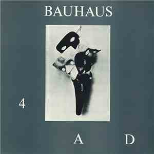 Bauhaus - 4AD download mp3 flac