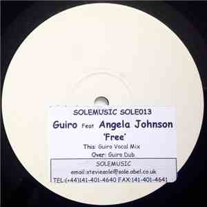 Guiro Feat. Angela Johnson - Free download mp3 flac