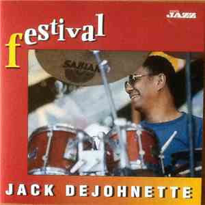 Jack DeJohnette - Festival download mp3 flac