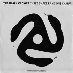The Black Crowes - Three Snakes And One Charm download mp3 flac